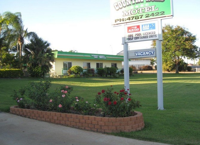 Country Road Motel - Byron Bay Accommodations