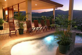 The Summit Rainforest Retreat - Byron Bay Accommodations