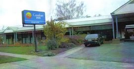Comfort Inn Parkview - Byron Bay Accommodations