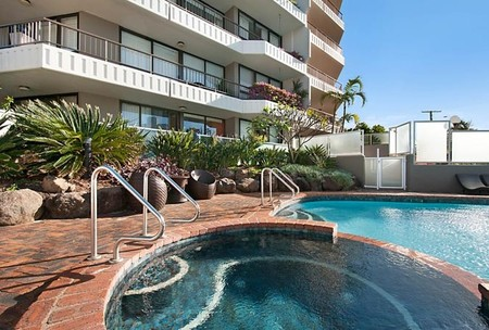 Bougainvillea Apartments - Byron Bay Accommodations