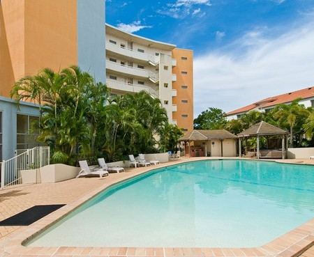 Rays Resort Apartments - Byron Bay Accommodations
