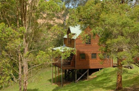 Hookes Creek Forest Retreat - Byron Bay Accommodations