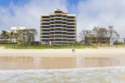 Pelican Sands Beach Resort - Byron Bay Accommodations