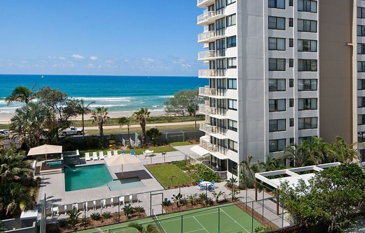 Boulevard Towers - Byron Bay Accommodations