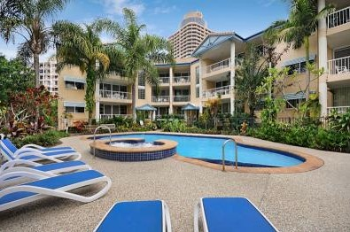 Surfers Beach Holiday Apartments - Byron Bay Accommodations