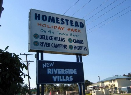 Homestead Holiday Park - Byron Bay Accommodations