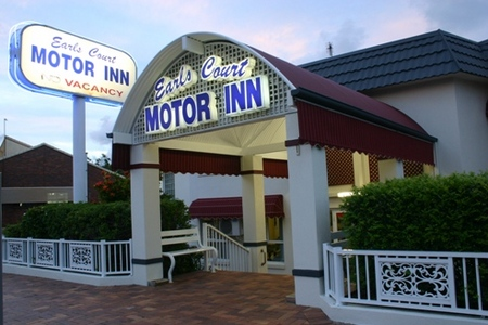 Earls Court Motor Inn - Byron Bay Accommodations