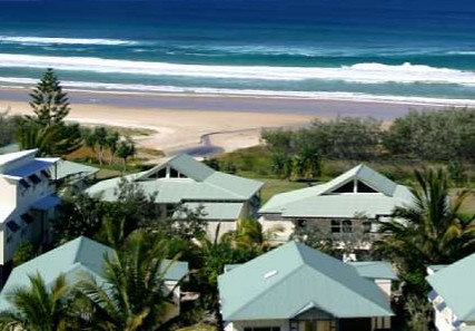 Fraser Island Beach Houses - Byron Bay Accommodations
