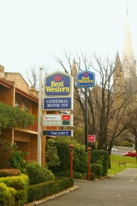 Best Western Cathedral Motor Inn - Byron Bay Accommodations