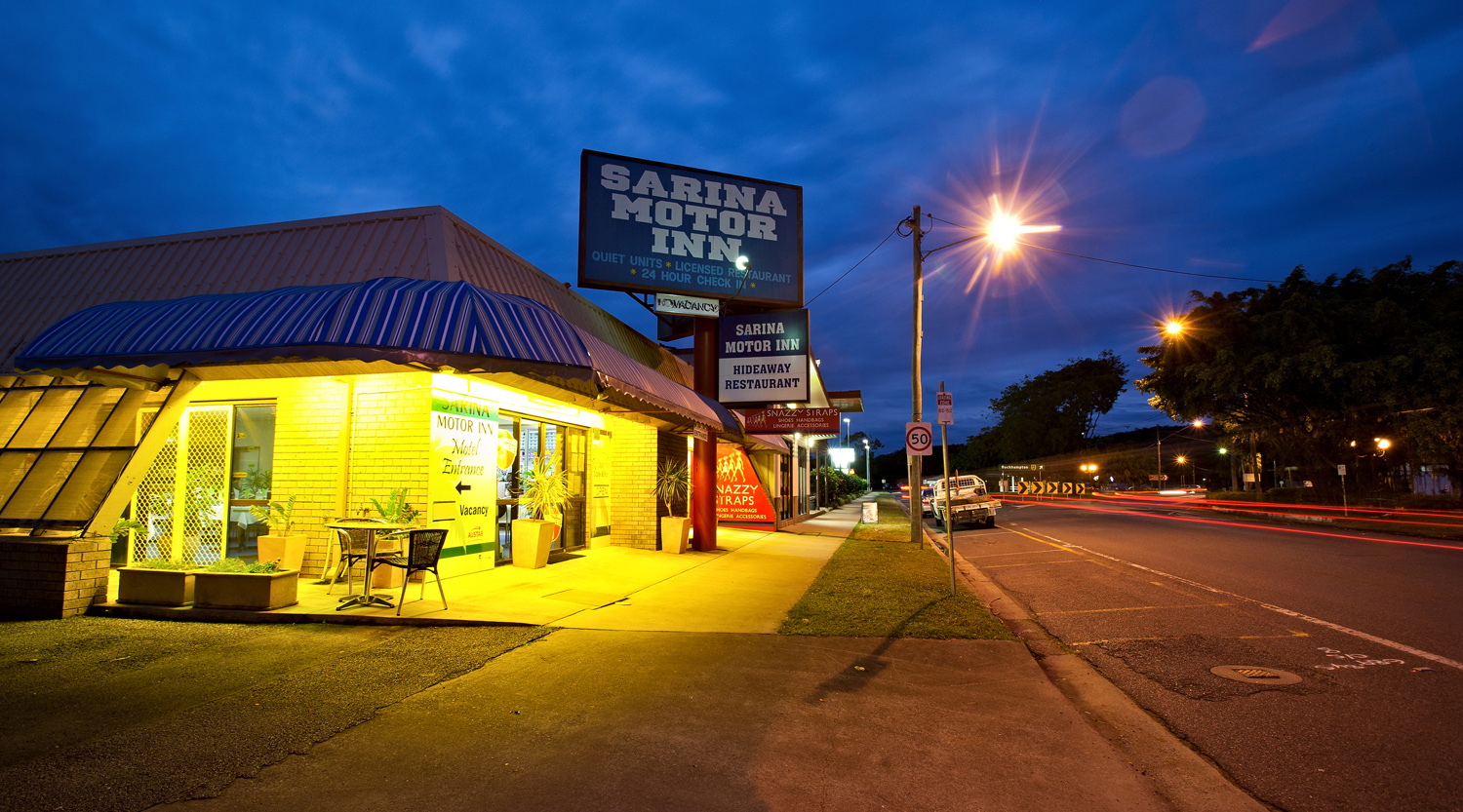 Sarina Motor Inn - Byron Bay Accommodations