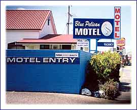 Blue Pelican Motor Inn - Byron Bay Accommodations