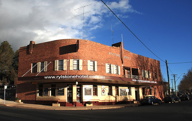 Rylstone Hotel - Byron Bay Accommodations