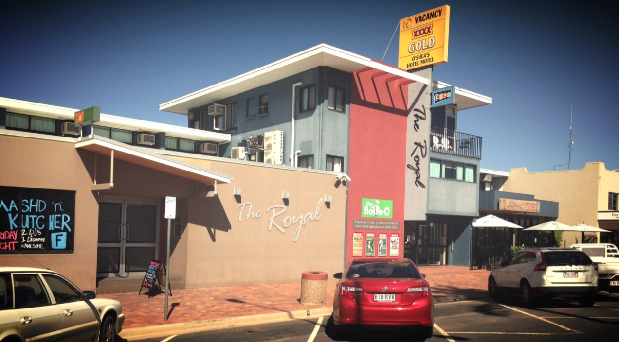 O'shea's Royal Hotel - Byron Bay Accommodations