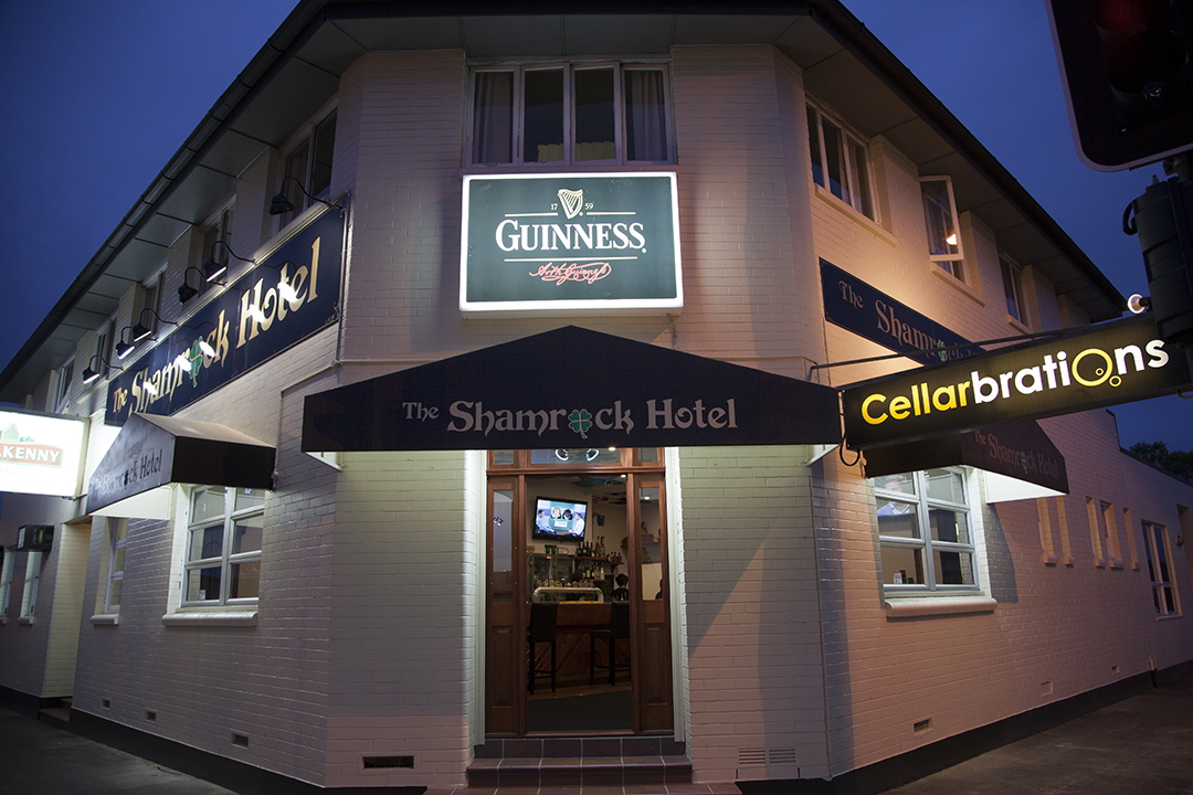 Shamrock Hotel - Byron Bay Accommodations