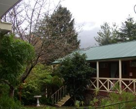 Warburton Lodge - Byron Bay Accommodations