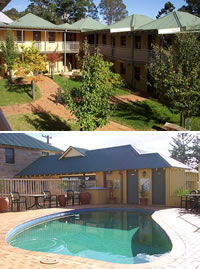 Pioneer Motel Kangaroo Valley - Byron Bay Accommodation