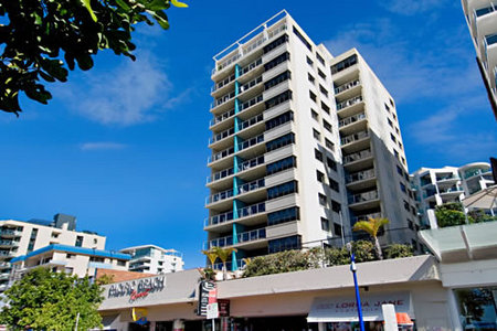 Pacific Beach Resort - Byron Bay Accommodations