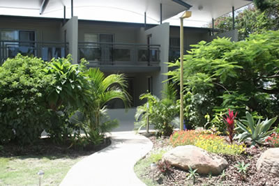Apartments  Toolooa Gardens Motel - Byron Bay Accommodations