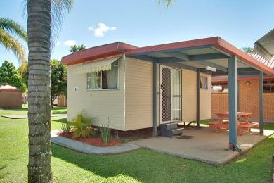 Pyramid Caravan Park - Byron Bay Accommodations