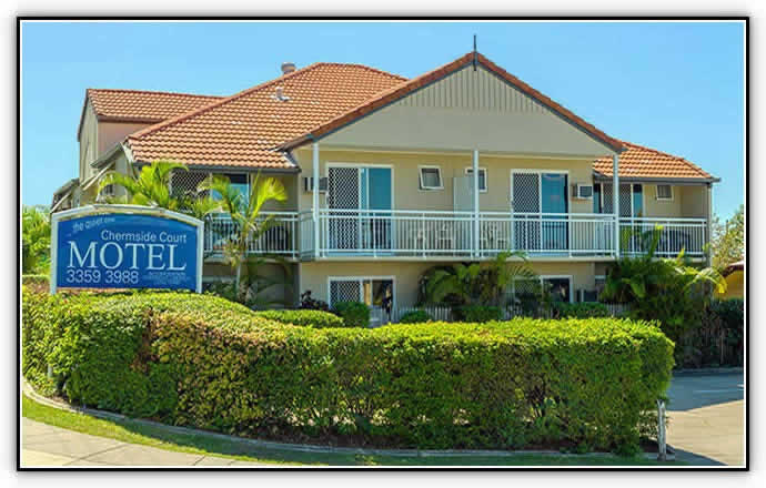 Chermside Court Motel - Byron Bay Accommodations