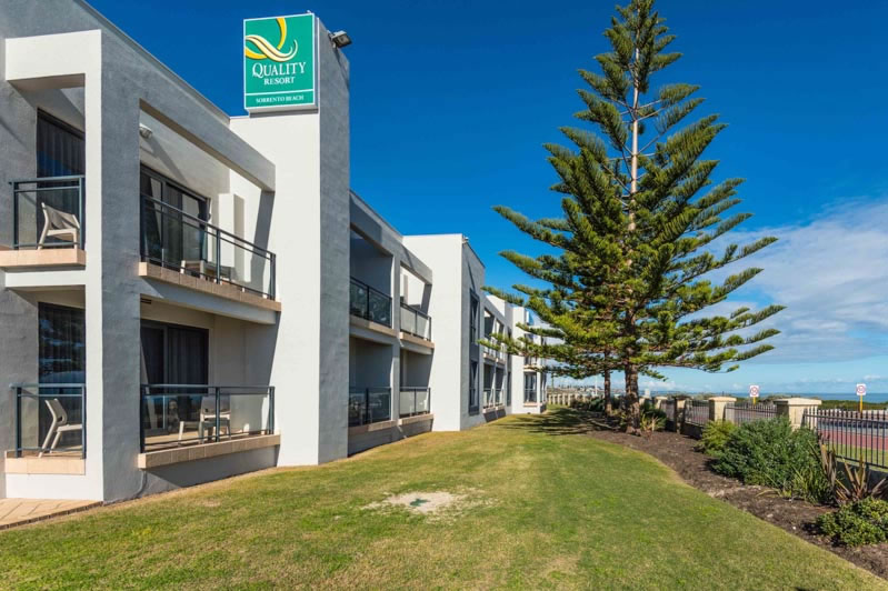 Quality Resort Sorrento Beach - Byron Bay Accommodations