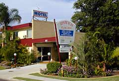 Ipswich City Motel - Byron Bay Accommodations