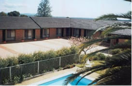 Kurri Motor Inn - Byron Bay Accommodations