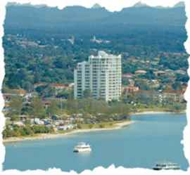 Crystal Bay Resort - Byron Bay Accommodations