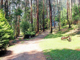 Hill 'n' Dale Farm Cottages - Byron Bay Accommodations