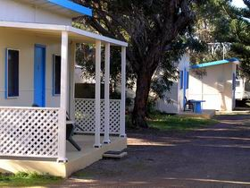 Kingscote Nepean Bay Tourist Park And Parade Units - Byron Bay Accommodations