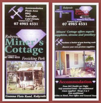 Miner's Cottage - Byron Bay Accommodations