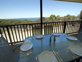 American River Water View Cottage - Byron Bay Accommodations