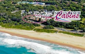 Shelly Beach Holiday Park - Byron Bay Accommodations