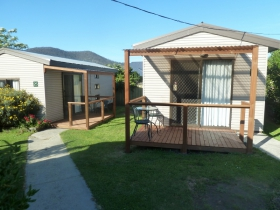 Hobart Cabins and Cottages - Byron Bay Accommodations