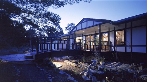 Shizuka Ryokan Japanese Country Spa  Wellness Retreat - Byron Bay Accommodations