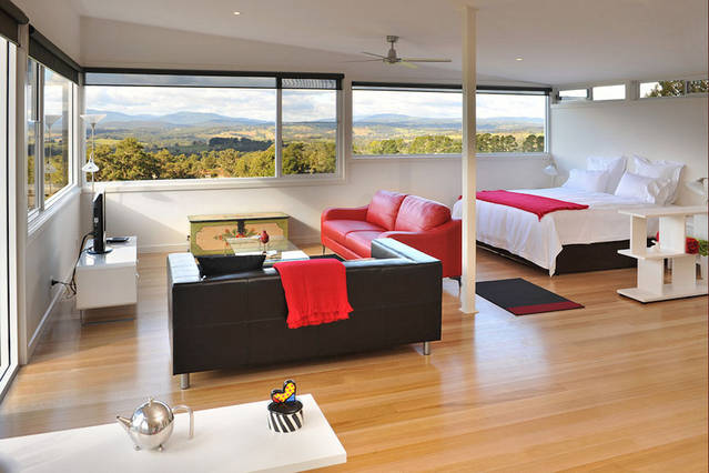 Dalblair Bed  Breakfast - Byron Bay Accommodations