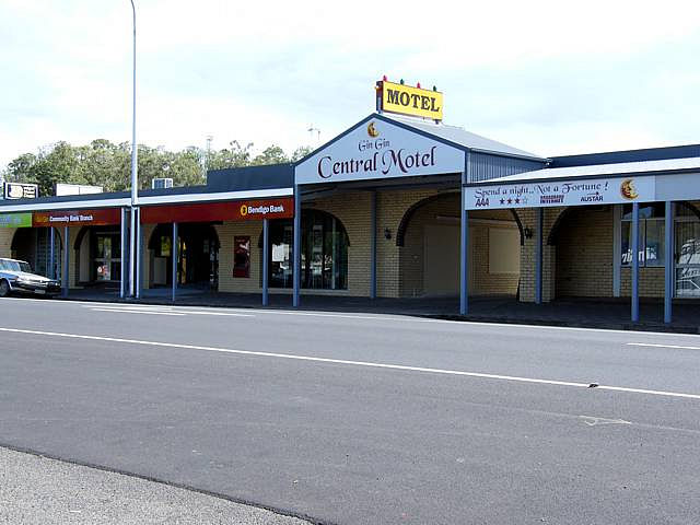 Gin Gin Central Motel - Byron Bay Accommodations
