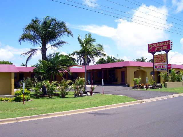 Golden Palms Motor Inn - Byron Bay Accommodations