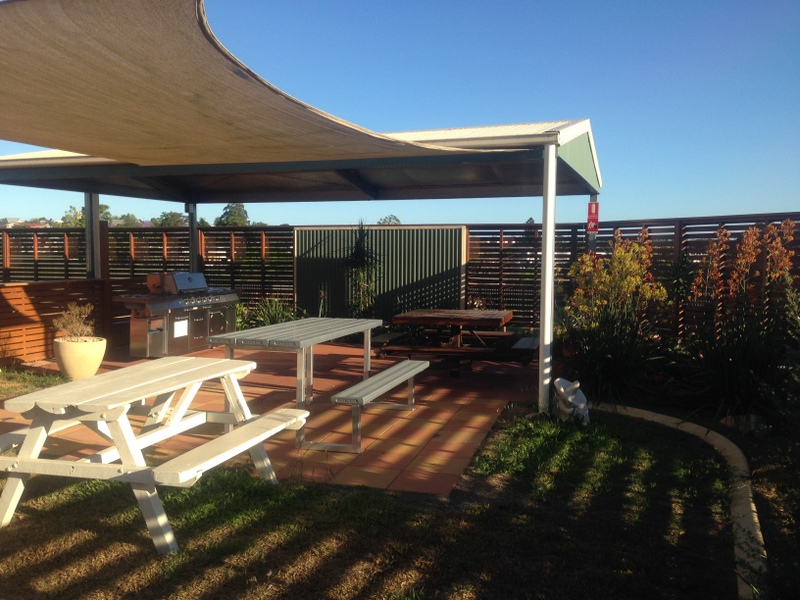 Gympie Caravan Park - Queens Park - Byron Bay Accommodations