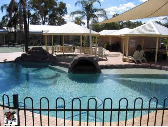 Jolly Swagman Motor Inn - Byron Bay Accommodations