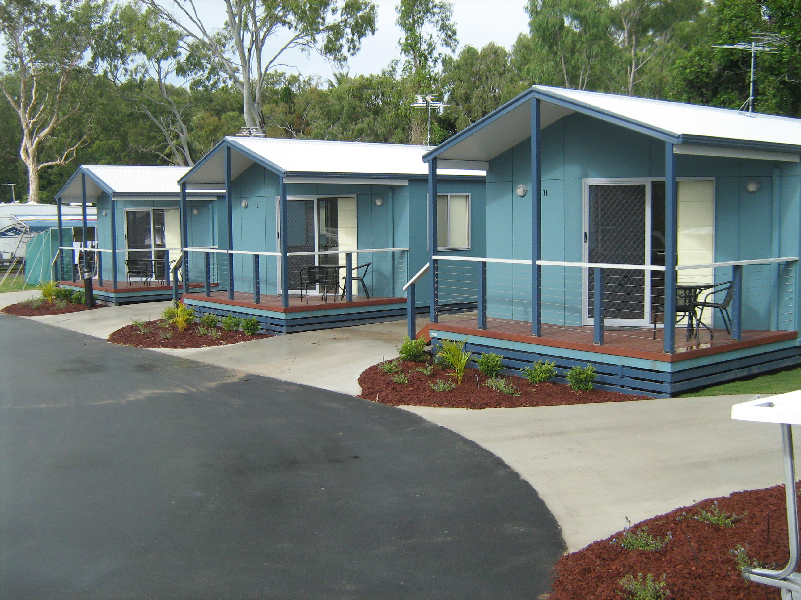 BIG4 Mackay Blacks Beach Holiday Park - Byron Bay Accommodations