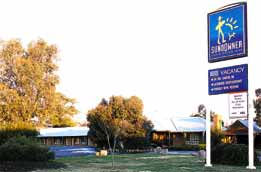 Swaggers Motor Inn  Restaurant - Byron Bay Accommodations