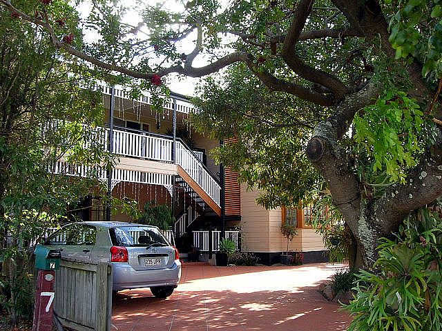 Warrawee Bed  Breakfast - Byron Bay Accommodations