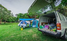 Grassy Head Holiday Park - Byron Bay Accommodations