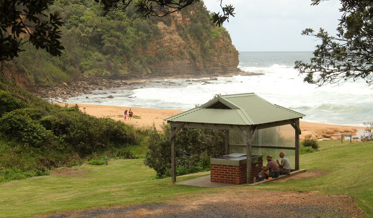 Little Beach campground - Byron Bay Accommodations