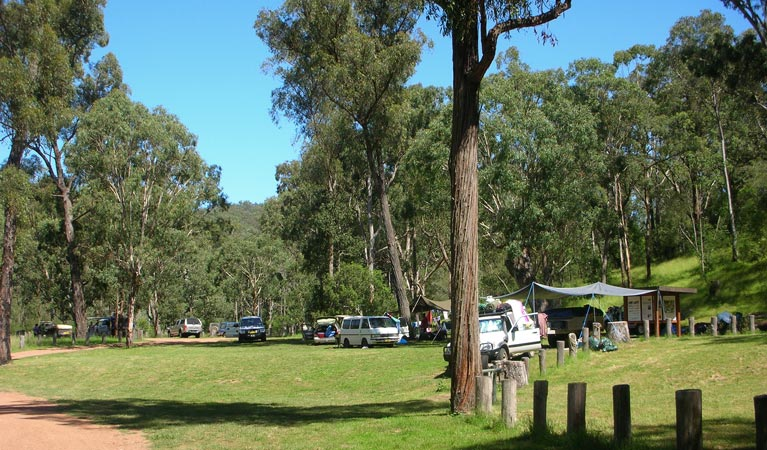Washpools campground - Byron Bay Accommodations