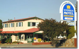 Sovereign Motor Inn Cooma - Byron Bay Accommodations
