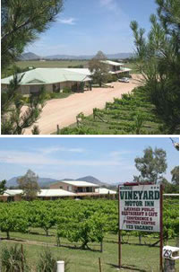 Mudgee Vineyard Motor Inn - Byron Bay Accommodations