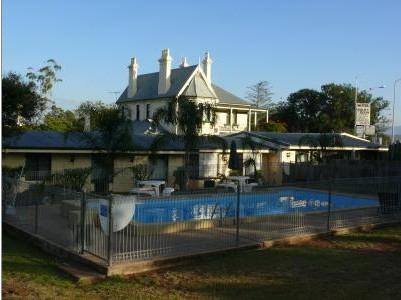 Airlie House Motor Inn - Byron Bay Accommodations