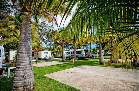 Harbour City Holiday Park - Byron Bay Accommodations